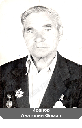 Иванов АФ